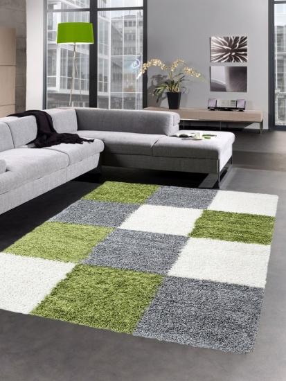 Carpetia De Hochflor Teppich Shaggy Langflorteppich