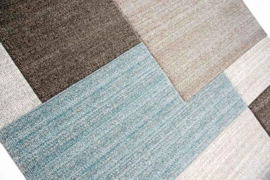 Carpetia De Moderner Teppich Kurzflor Wohnzimmerteppich