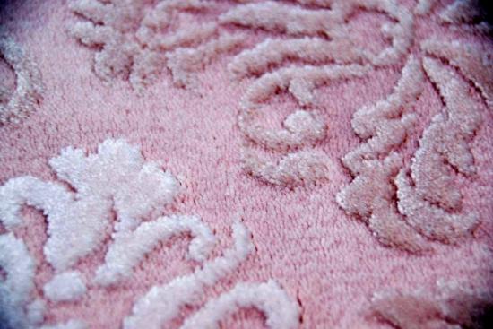 Carpetia De Desginer Teppich Wollteppich Ornamente Barock Fransen