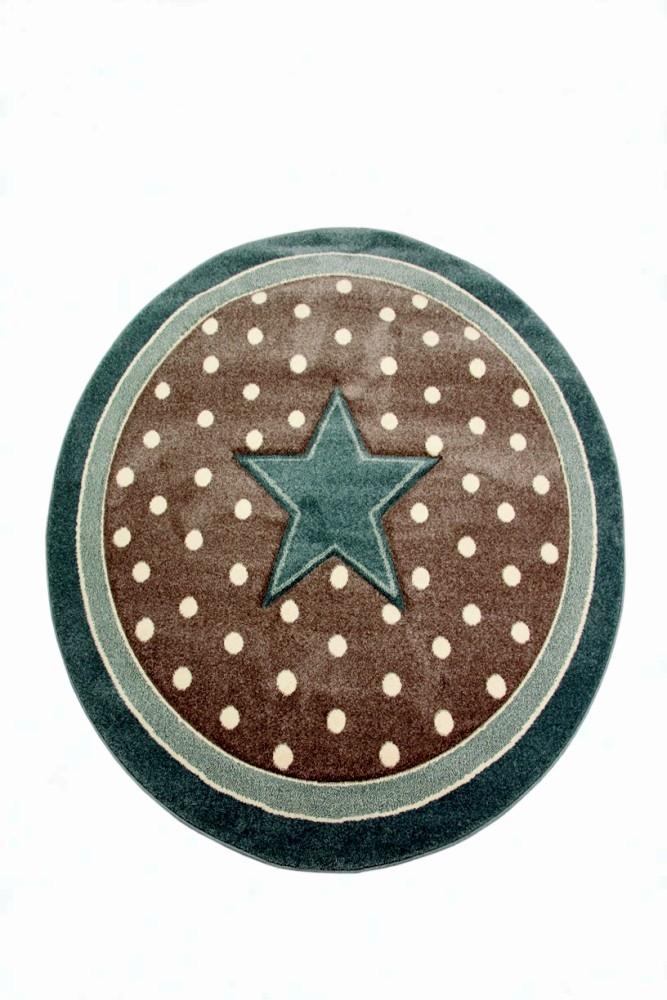 Alfombra de juego para ni os alfombra beb alfombra redonda ni a estrella tu ebay - Alfombras redondas infantiles ...