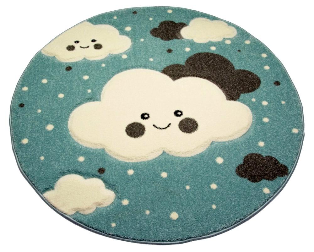 Carpetia.de - Teppich für Kinderzimmer Wolke: Pflegeleicht ...