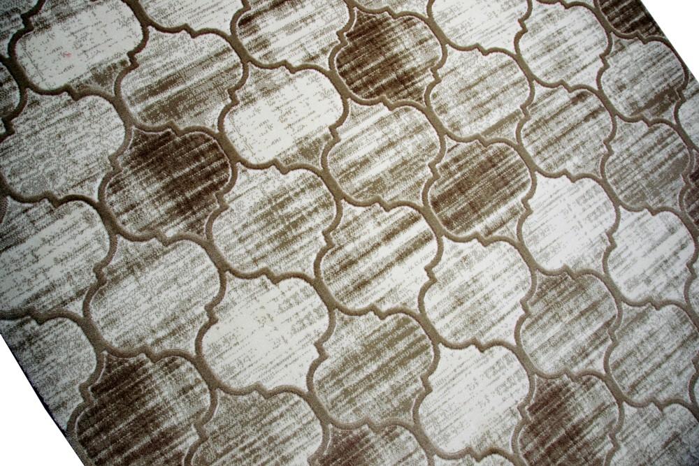 salon tapis classique tapis moderne brun beige motif. Black Bedroom Furniture Sets. Home Design Ideas