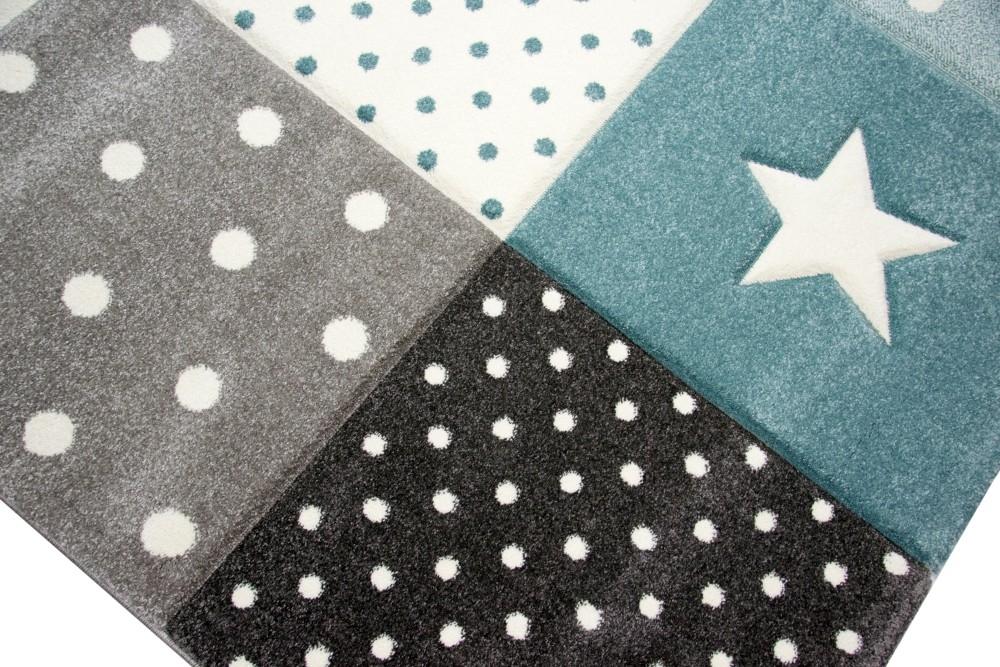 Carpetia.de - Teppich für Kinderzimmer oder Babyzimmer Jungen mit ...
