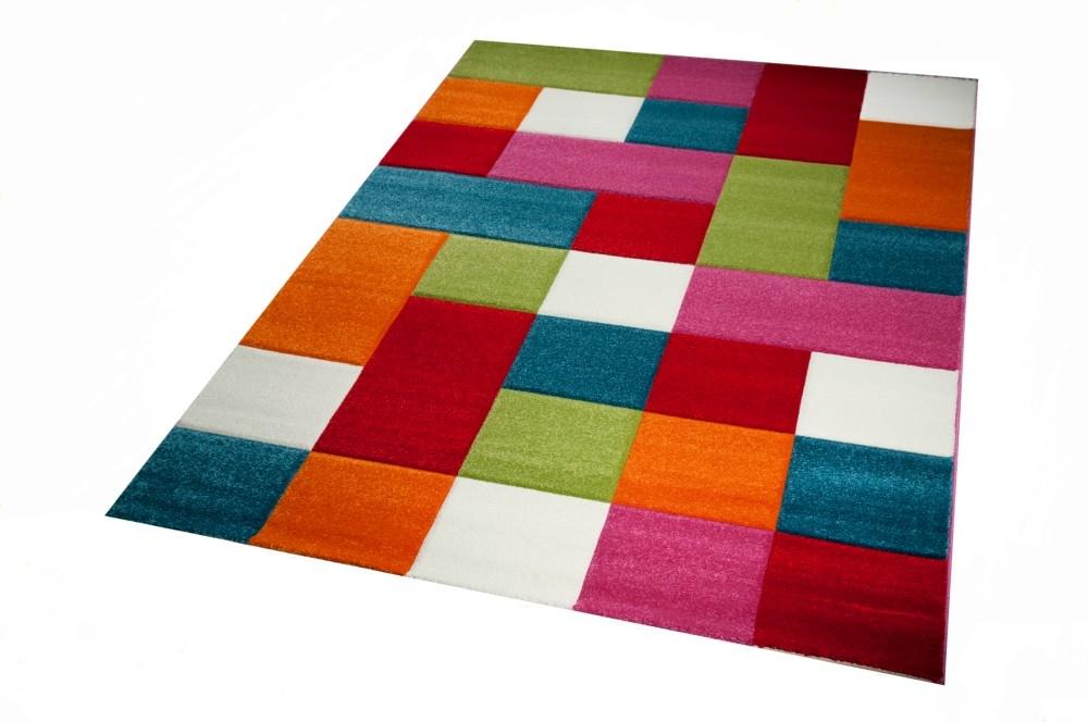 Carpetia.de - Kinderteppich Spielteppich Kinderzimmer Teppich Karo ...